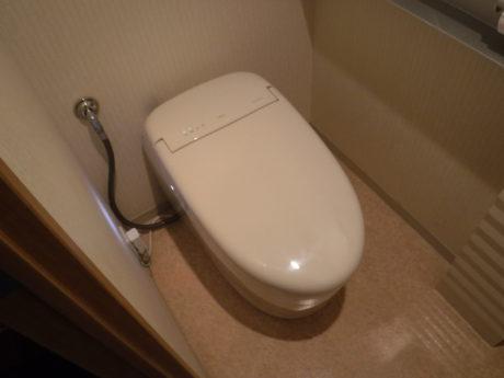 トイレ交換(TOTO)