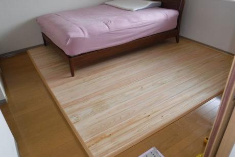低温乾燥機「愛工房」で乾燥された木を賃貸住宅に!